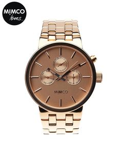 Next Mimco watch in going to buy! Jewelry Accessories, Fashion Accessories, Metal Bands, Cool Watches, Michael Kors Watch, Gold Watch, Autumn Winter Fashion, Beautiful Outfits, Bling
