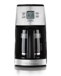 Special Offers - Hamilton Beach 43254R Ensemble 12-Cup Drip Coffeemaker - In stock & Free Shipping. You can save more money! Check It (April 08 2016 at 04:26AM) >> http://dripcoffeemakerusa.net/hamilton-beach-43254r-ensemble-12-cup-drip-coffeemaker/