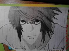 Death Note ---> L