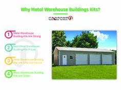 Why Metal Warehouse Buildings Kits? Metal Building Prices, Metal Building Kits, Concrete Building, Building Materials, Metal Carports, Metal Garages, Metal Storage Buildings, Steel Buildings, Construction Process