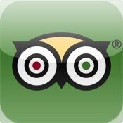 """TRIPADVISOR  Love it!  Search cities for hotels and rates, restaurants, things to do, flights, and read reviews.  Has a """"near me now"""" feature with maps, and the ability to call for information and reservations, or go to a website directly from the app."""