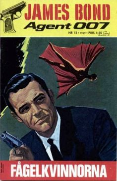 James Bond cover book -   River of Death