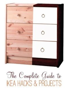 Make It Work: The Complete Guide to IKEA Hacks & Projects | Apartment Therapy