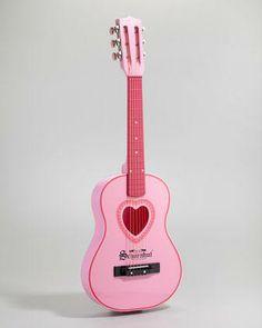 Schoenhut Pink String Acoustic Guitar - Neiman Marcus