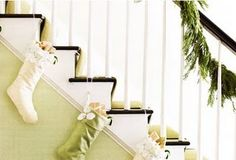 #Treppen #Stairs #Escaleras #Christmas stairs