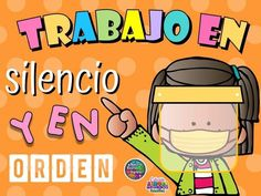 Classroom Rules, Classroom Decor, Learning Centers, Learning Spanish, Mood Gif, School Clipart, Dual Language, Sistema Solar, School Colors