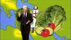 Ch18: The Age of Crusades - Horrible Histories: The Crusaders Report, via YouTube.