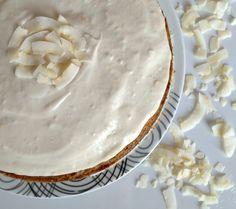 Netradičná kokosová torta Pie, Desserts, Food, Torte, Tailgate Desserts, Cake, Deserts, Fruit Cakes, Essen