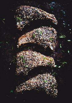 Grilled za'atar lamb and other delicious, fantastic food recipes and photos.