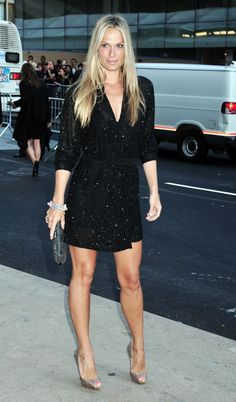 Molly Sims. Forever one of my favorites.