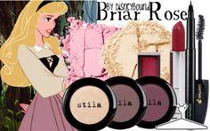 Sleeping Beauty Make-up  |  Get the look!