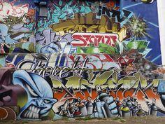 graffiti, Brighton