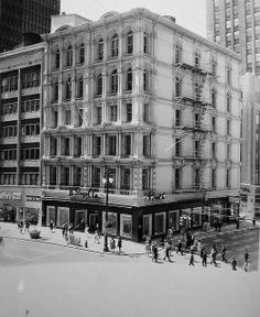 B. Siegel, Detroit c. 1960 photo from city of Detroit planning office