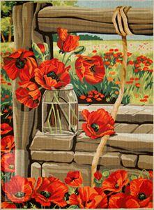 Felin Feline Margot de Paris Tapestry//Needlepoint Kit