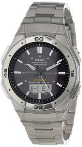 "Casio Men's WVA470DJ-1ACF ""Waveceptor"" Solar Atomic Ana-Digi Sport Watch"