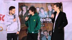 """Who are your biggest musical influences for the new album FOUR?"" | One Direction Orlando Q&A - Influences | #1DOrlandoQandA"