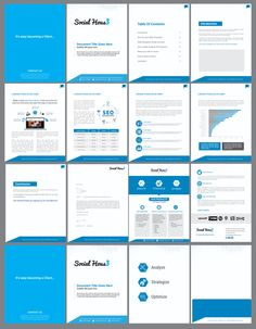 Design a Marketing Flyer and Proposal Stationery for a global digital optimization agency! by f.inspiration