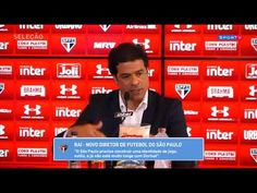 RAI novo diretor de futebol do São Paulo é apresentado e da coletiva 08 ...