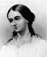Margaret Fuller. US journalist, critic, womens rights advocate http://en.wikipedia.org/wiki/Margaret_Fuller