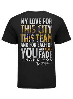 Kobe Bryant - Thank You.