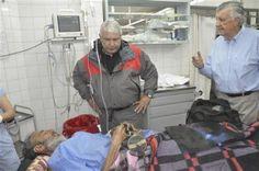 Uruguayo es rescatado después de permanecer cuatro meses perdido en la Cordillera de los Andes. Visite nuestra página y sea parte de nuestra conversación: http://www.namnewsnetwork.org/v3/spanish/index.php