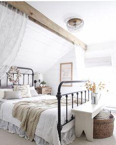 I love this bed fram