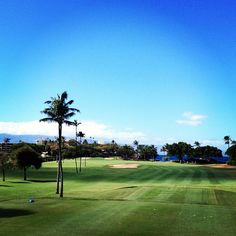 Mahalo @golfinghawaii for this pic of the Royal #Golf Course @KaanapaliResort