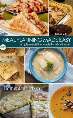 Meal Planning Made Easy – Week 9