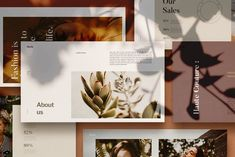Best Templates for Interior Designers - The Identité Collective Web Design, Layout Design, Graphic Design, Resume Design Template, Keynote Template, Presentation Design, Presentation Templates, Lookbook Layout, Japanese Minimalism