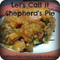 Best Shepherd's Pie. Eat.Move.Explore