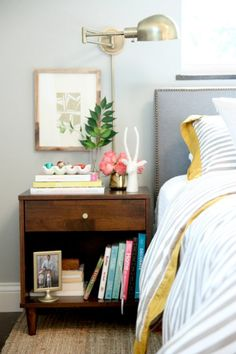 Styla ditt nattduksbord – här är inspirationen - Sköna hem