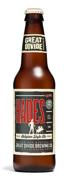 Hades Belgian style ale