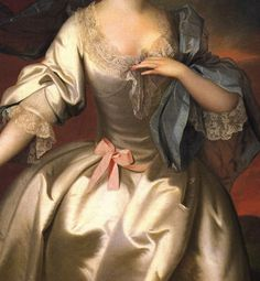 Mrs James Pitts by Joseph Blacburn