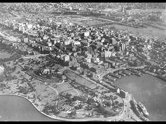 Aerial View Of Sydney. c1950