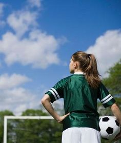 Girl Athletes and knee injuries