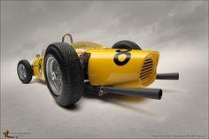 Ferrari Tipo 156 F1 Sharknose #8 GP of Belgium