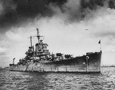 USS Wilkes Barre (CL-103) .