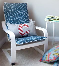 6 IKEA Poang Chair Uses And 22 Awesome Hacks - DigsDigs