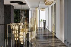 Penthouse Art Deco modern, Asmita Gardens, București - Creativ-Interior Art Deco, Gardens, Candles, Creative, Modern, Room, Furniture, Design, Home Decor
