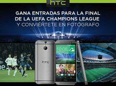 HTC te convierte en fotógrafo en final de Champions League
