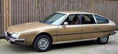 Ciroen CX GTi - 1982
