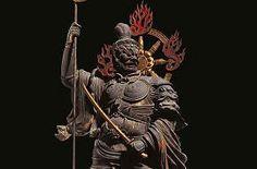 東京・上野の東京国立博物館(東博)で開催中の特別展「国宝 東寺-空海と仏像曼荼羅」をご紹介します。 Samurai, Samurai Warrior