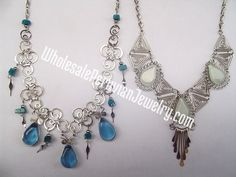 Semi-Precious Stone, Inca Necklaces - Handmade Wholesale Peruvian Jewelry
