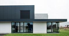 Woning + garagewerkplaats Heyrman te Beveren - BEO ARCHITECTEN