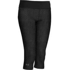 Under Armour Women's Sonic Printed Capri - Dick's Sporting Goods Under Armour Pants, Under Armour Women, Capri, Sweatpants, Athletic, Printed, Clothes, Fashion, Outfits