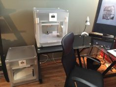 Used Cubify CubeX Trio (Used/Usagée) for sale 3D printer Imprimante 3D
