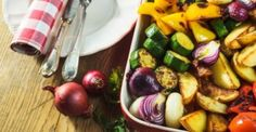 Wondering how to roast vegetables? There's a lot of variation in what different veggies require for the perfect roast; here's how to roast everything from potatoes to aubergines Kinds Of Vegetables, Root Veggies, Roasted Vegetables, Roasted Parsnips, Vegetable Recipes, Vegetable Sides, Meal Prep, Vegan Recipes, At Least