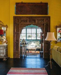 Architectural Antiques Santa Barbara Pent House Building Design Nook Condo