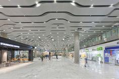 Gallery of Pulkovo International Airport / Grimshaw Architects + Ramboll + Pascall+Watson - 4