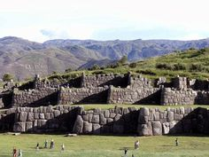 Many of these Inca Structures have proven to be inexplicable enigmas and no one knows for sure how on earth they were built! The Genius of Ancient Man: The Inca: Masters of Cyclopean Masonry